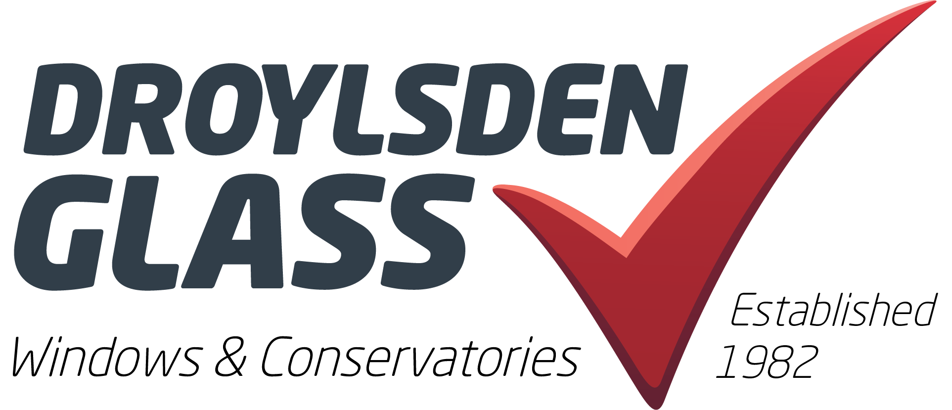 Droylsden Glass Ltd Logo