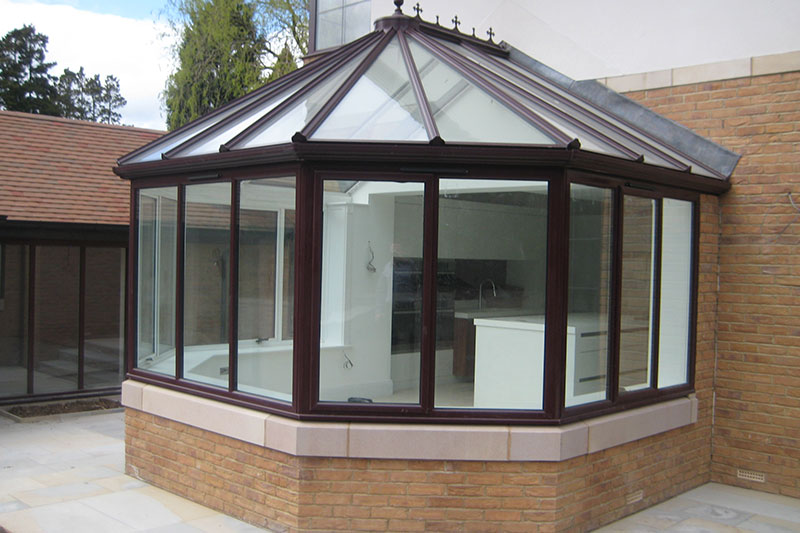 Add value to your home with a conservatory droylsden glass for Adding a conservatory