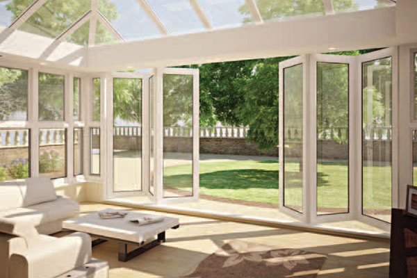 bi-folding doors, bifolds,
