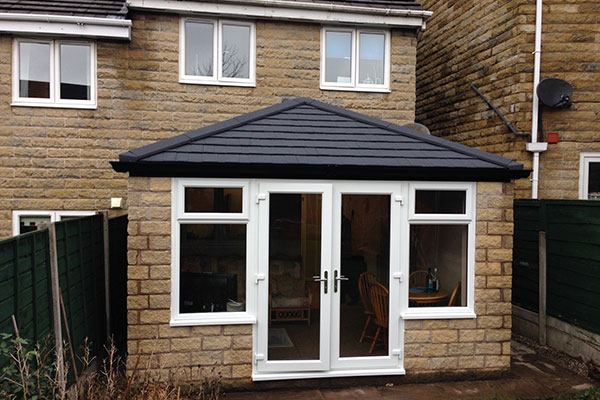 Tiled roof conservatories for Adding a conservatory
