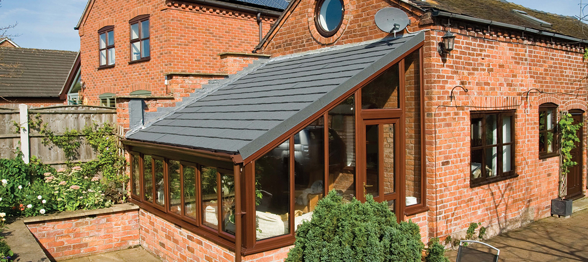 Lean to conservatory archives droylsden glass for Adding a conservatory