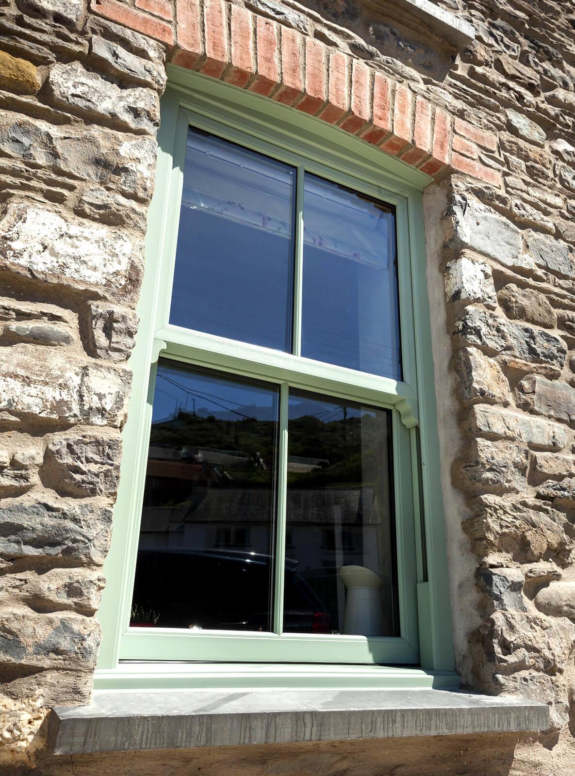 upvc vertical sliding sash windows in greater manchester
