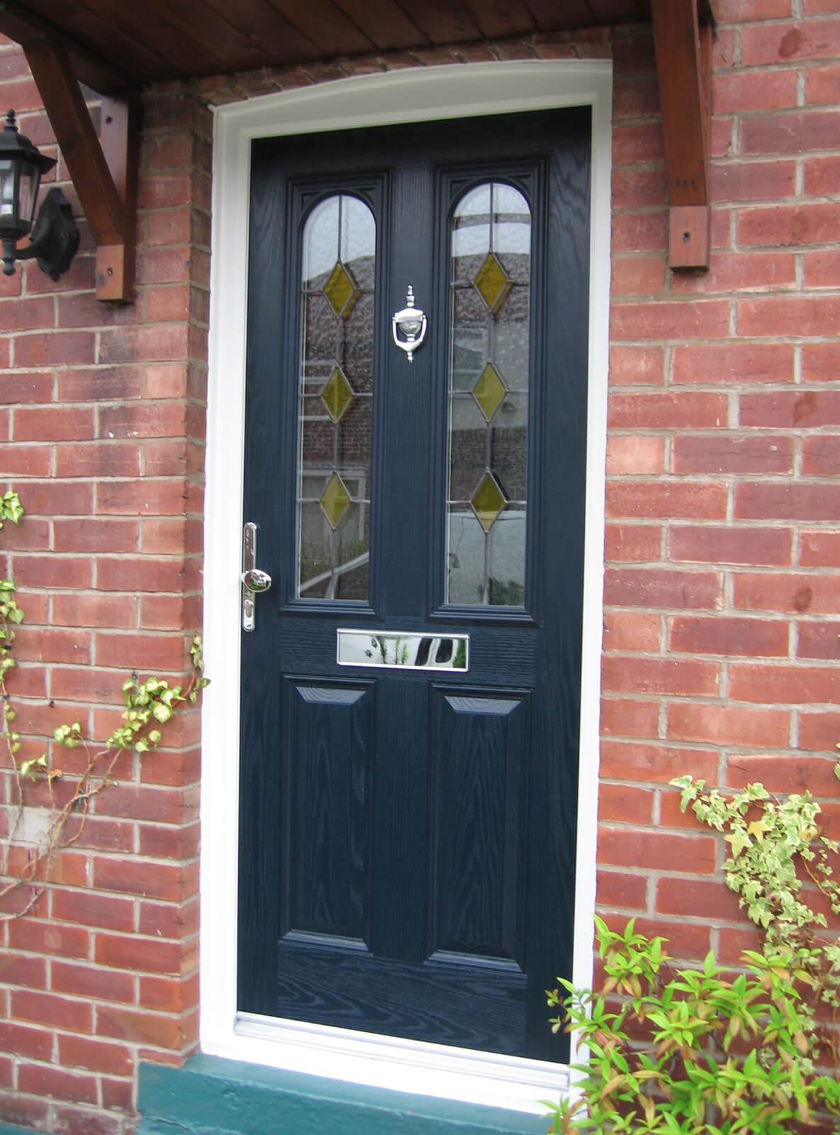 Composite Doors in Greater Manchester | Droylsden Glass Ltd