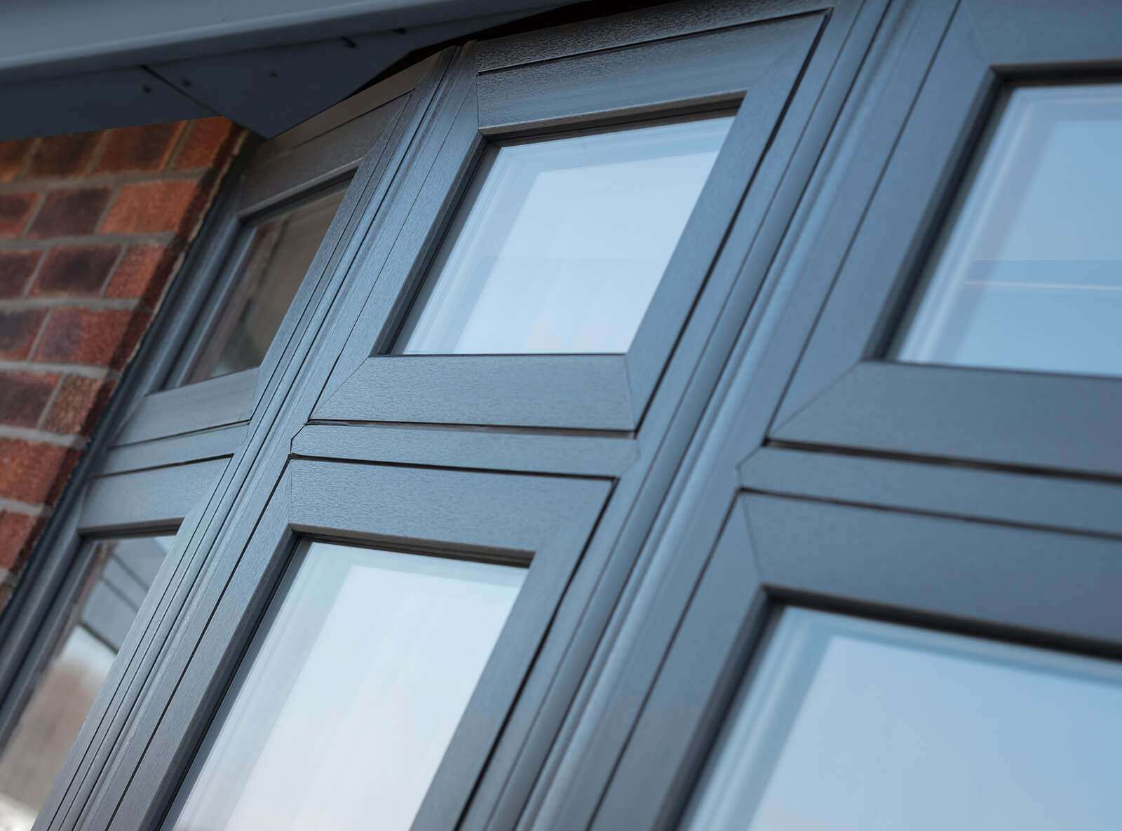 Infinity Flush Sash Windows In Greater Manchester