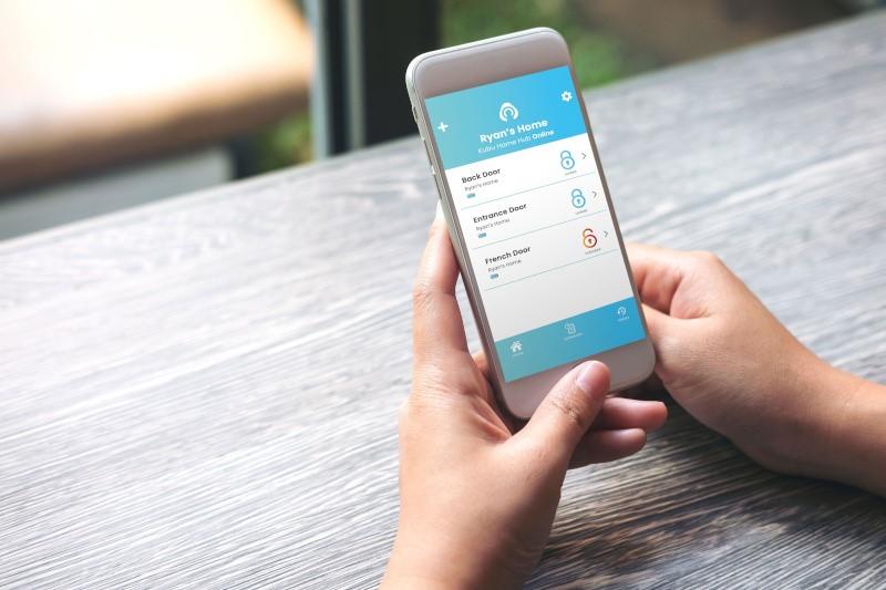 Kubu Smart Door Lock App