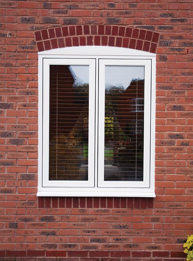 residence 9 flush windows