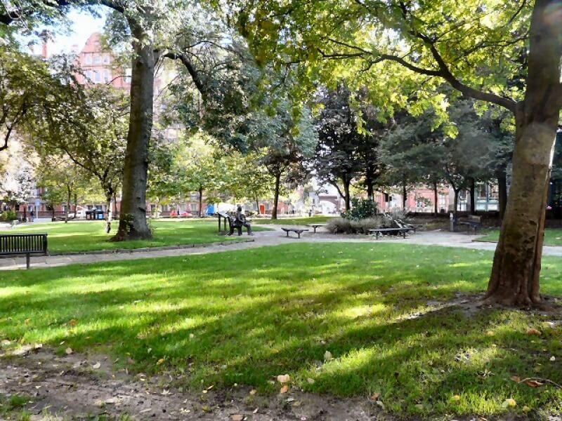 Sackville Gardens