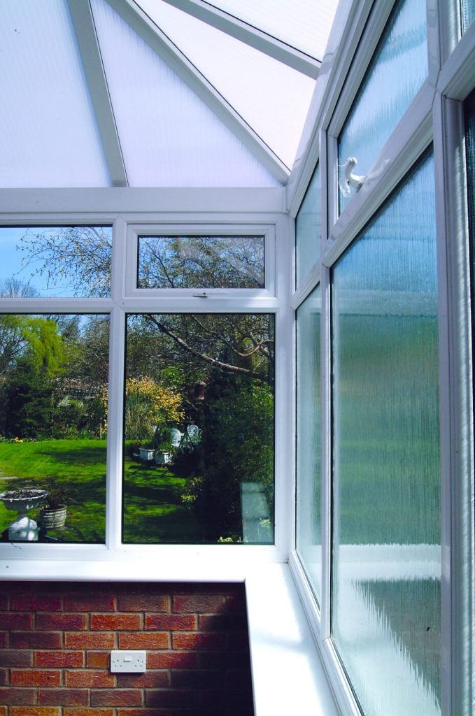 Eurocell conservatory windows