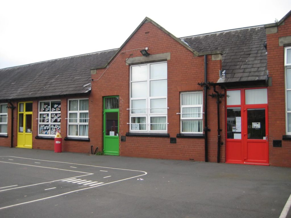 Higher Failsworth Primary School project
